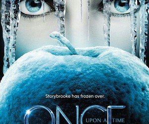 once upon a time, frozen, and elsa image