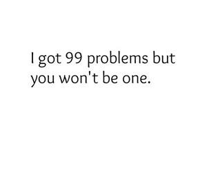 problem, ariana grande, and 99 image