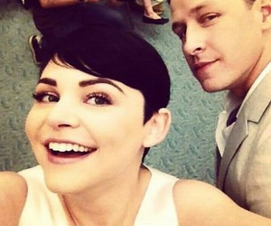 once upon a time, ginnifer goodwin, and snow white image