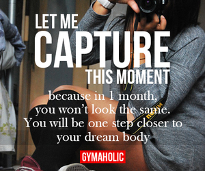 gymaholic, fitness, and motivation image