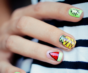 art, fun, and nails image