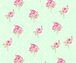wallpaper, pattern, and pink image