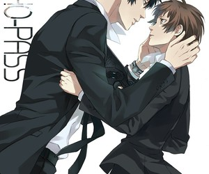 anime, psycho-pass, and psycho pass image
