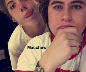 nash grier, matthew espinosa, and magcon image