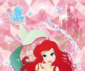 disney and ariel image