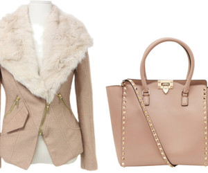 fashion, Polyvore, and winter image