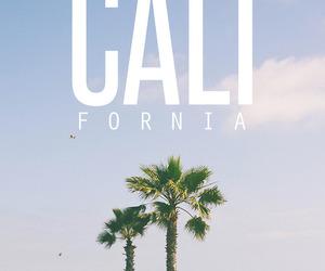 california, summer, and beach image