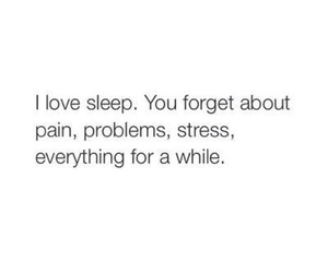 sleep, problem, and pain image