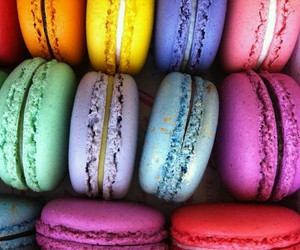 color, delicious, and desserts image