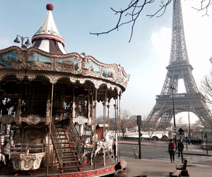 beautiful, carousel, and carrossel image