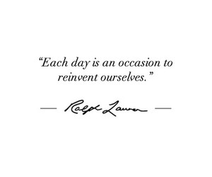 quote, life, and ralph lauren image