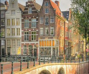 amsterdam, dutch, and netherlands image