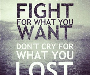 lost, quotes, and cry image