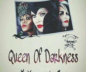 queens, ursula, and cruella deville image