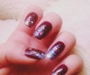 diy, girl, and manicure image