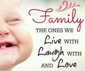 family, love, and live image