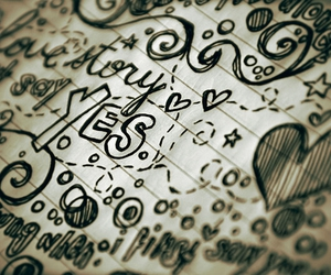 love story, Taylor Swift, and doodle image