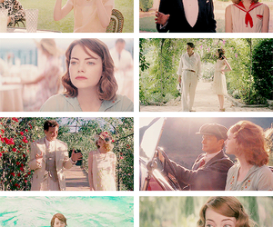 emma stone, movie, and magic in the moonlight image