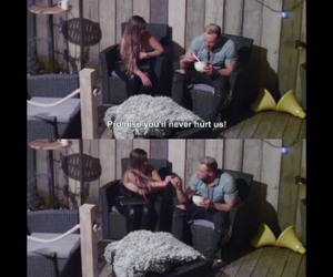 couple, promise, and geordie shore image