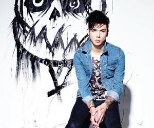 andy sixx, andy biersack, and bvb army image