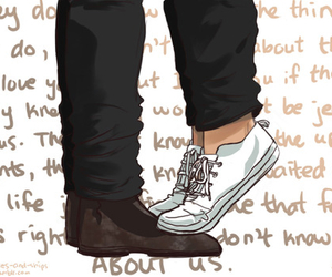 larry, larry stylinson, and one direction image