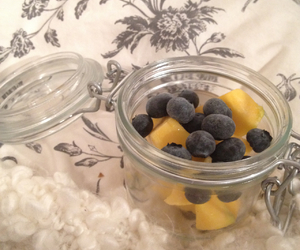 blueberries, weekend, and healthy image