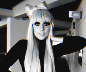 Lady gaga, beautiful, and mother monster image