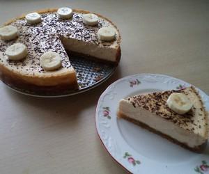 banana, cheesecake, and diy image
