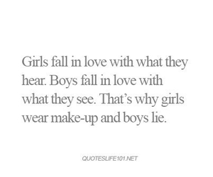 boy, quote, and girl image