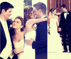 one tree hill, oth, and wedding image