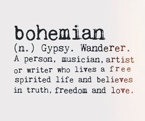 bohemian and boho image