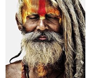man, culture, and beard image
