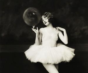 ballet, ballerina, and vintage image