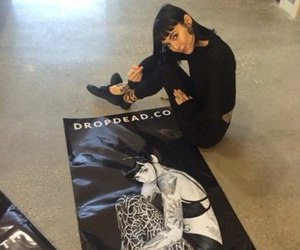 drop dead, dropdeadclothing, and hannah snowdon image