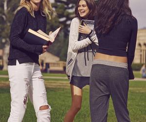 fashion, friendship, and girls image