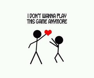 heart, play, and love image