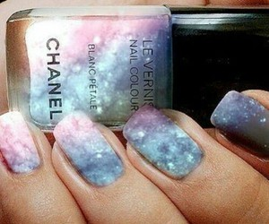 chanel, colourful, and nails image