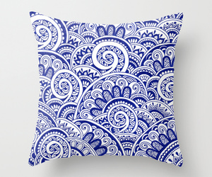 pillow and society6 image