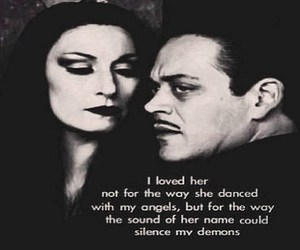 silence, danced, and i loved her image