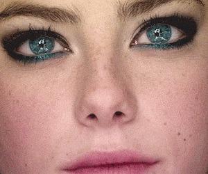 skin, Effy, and eyes image