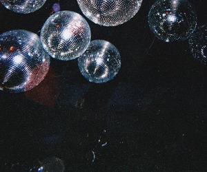 grunge, disco, and party image