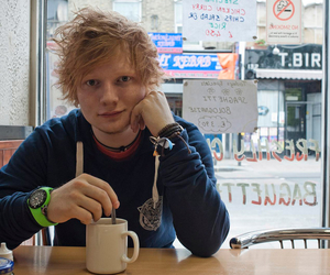 ed sheeran, ed, and music image