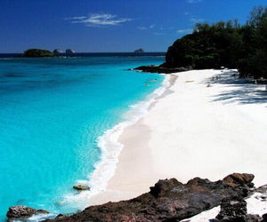 beach, holiday, and take me there image