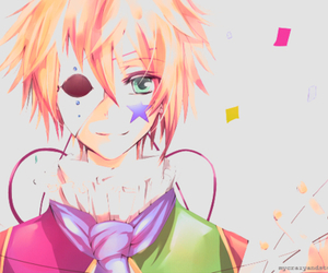 anime, boy, and Jester image