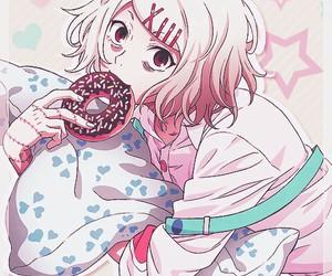 tokyo ghoul, anime, and kawaii image