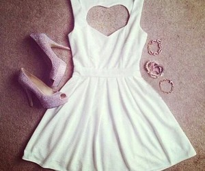 beauty, style, and dress image