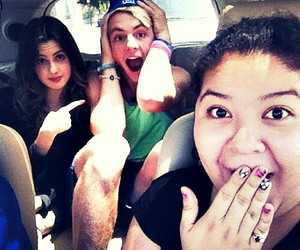 Austin, ally, and friends image