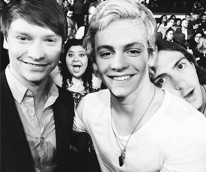 ross lynch, rocky lynch, and r5 image