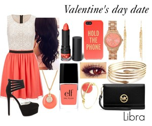 girly, Libra, and Polyvore image