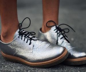 shoes, fashion, and feet image
